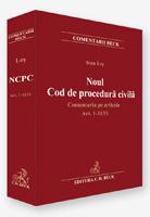 Noul Cod de procedura civila - Ioan Les