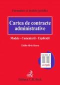 Cartea de contracte administrative
