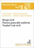 Drept civil. Partea generala cf. NCC