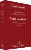 Legea societăţilor. Comentariu pe articole