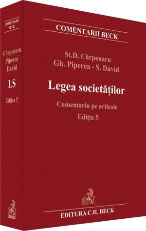 Legea societatilor - Editia 5
