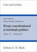 Drept constitutional. Editia 15