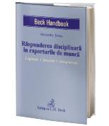 Răspunderea disciplinară în raporturile de muncă. Autor: Alexandru Țiclea